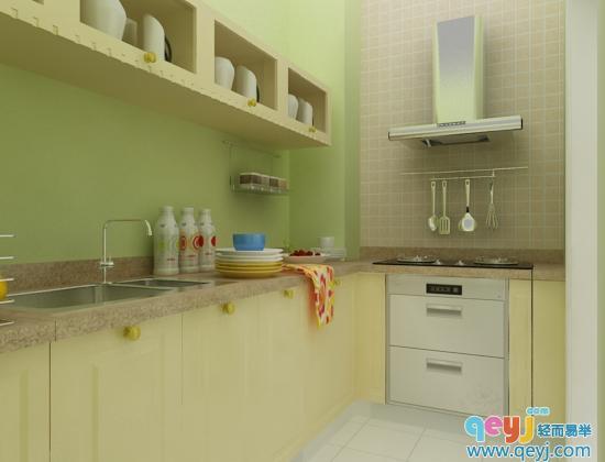 卫生间绿色瓷砖配什么颜色吊顶
