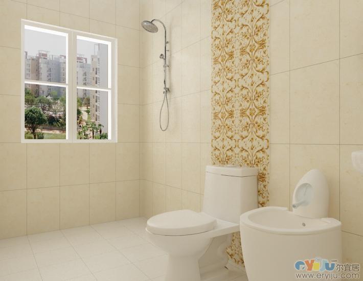 卫生间ab砖贴图卫生间墙面砖贴图欧式卫生间; 免费装修设计,装修效果